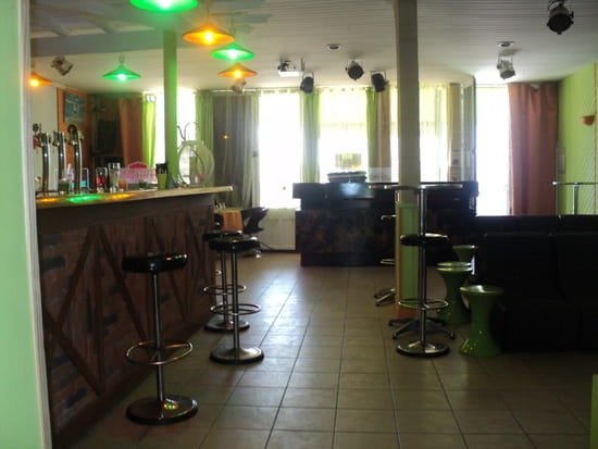 Le Miami Beach  - bar intérieur -