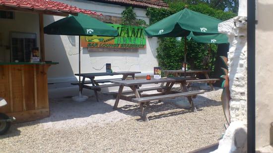 Le Miami Beach  - terrasse du bar extérieur -