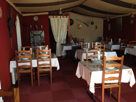 , Restaurant : Le Minaret  - Intérieur  -