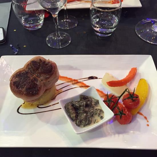 , Plat : Le Mirefleurs Restaurant de L'Aerodrome