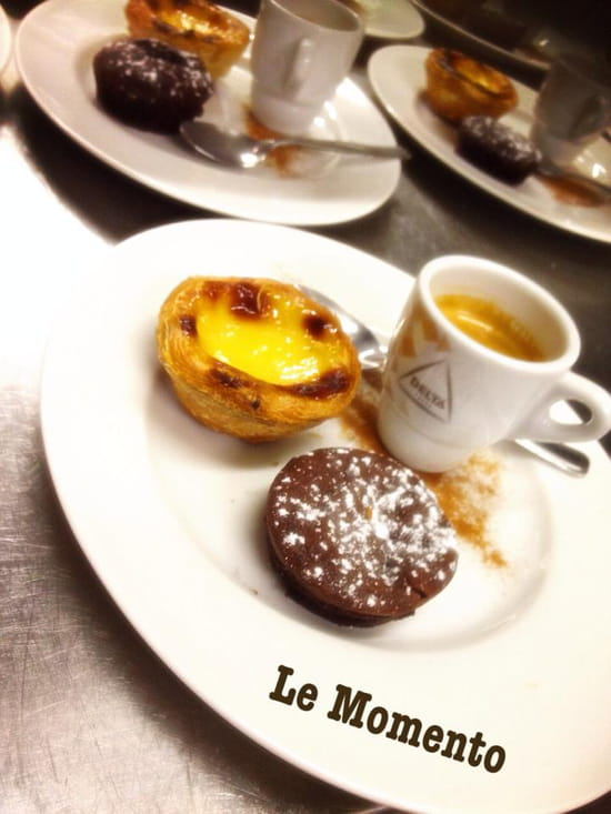 Le Momento  - Café gourmand  -   © Le Momento