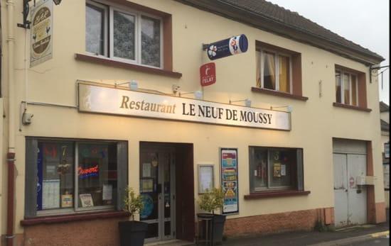 , Restaurant : Le Neuf de Moussy