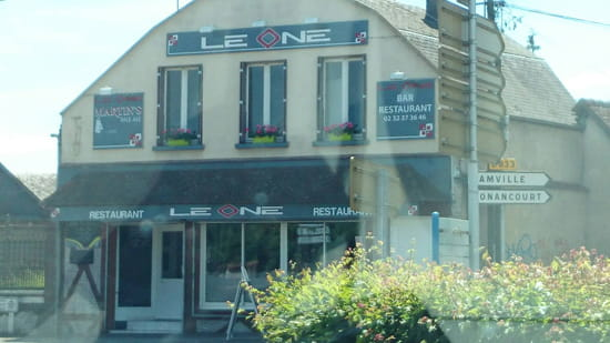, Restaurant : Le One