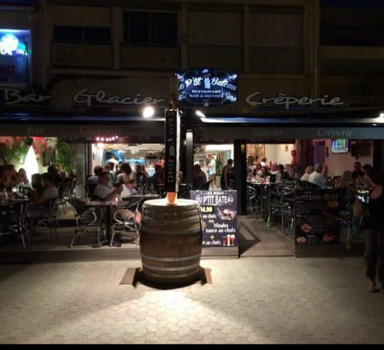 , Restaurant : Le P'tit bateau