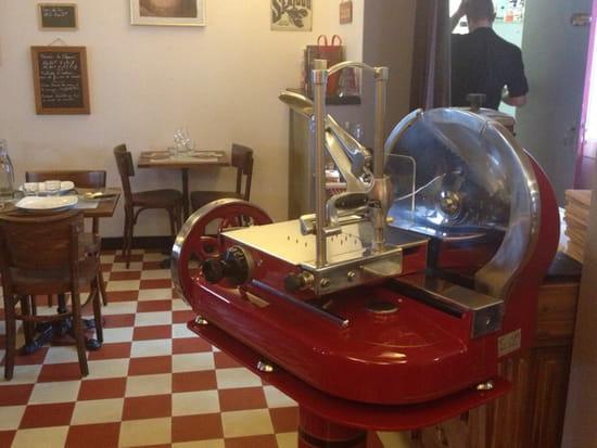 , Restaurant : Le P'tit Rouquin