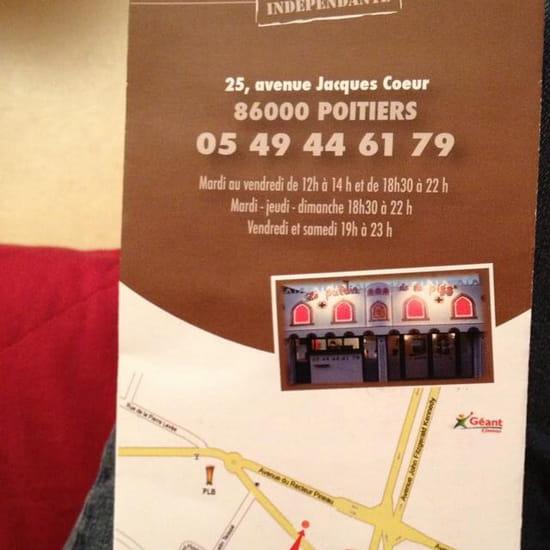 , Restaurant : Le Palais de la Pizz