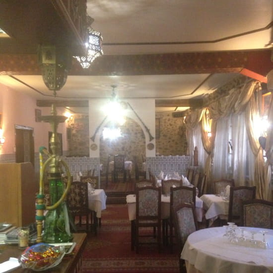 , Restaurant : Le Palais De Marrakech