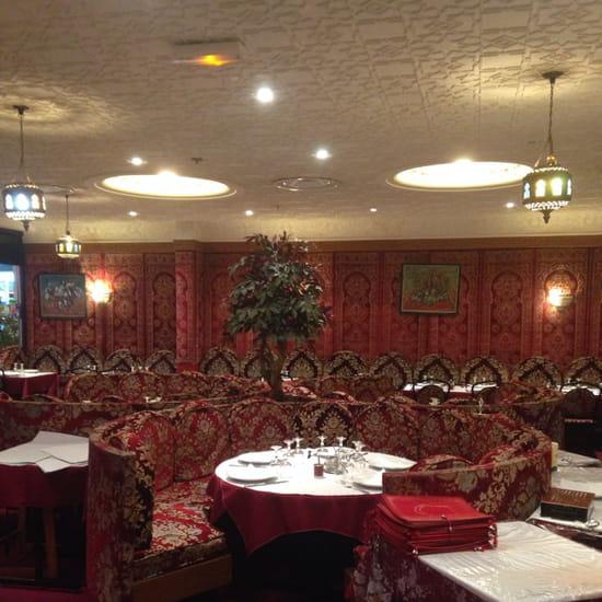 , Restaurant : Le Palais du Maroc