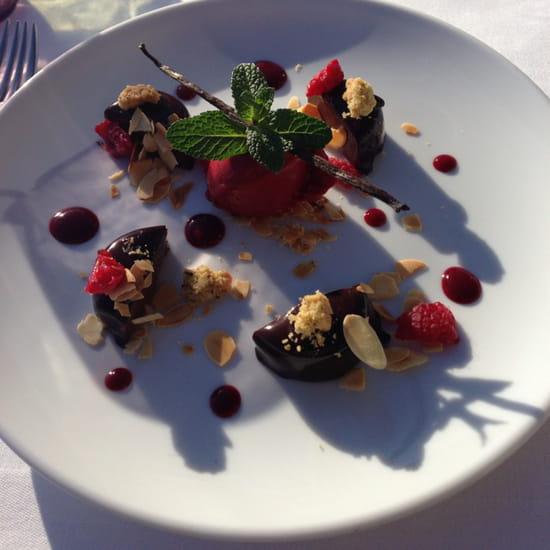 , Dessert : Le Palm Beach