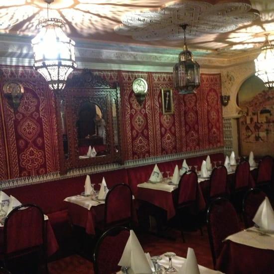 , Restaurant : Le palmier