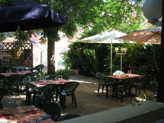 Le Paradis'eau  - jardin terrasse ombragé -