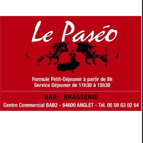 , Restaurant : Le Paséo