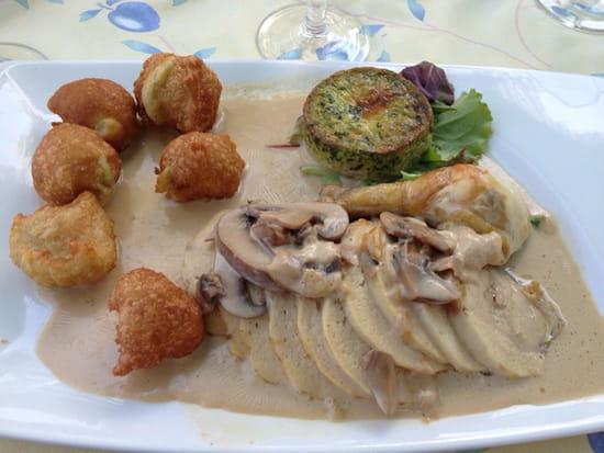 , Restaurant : Le Pavillon Saint Hubert
