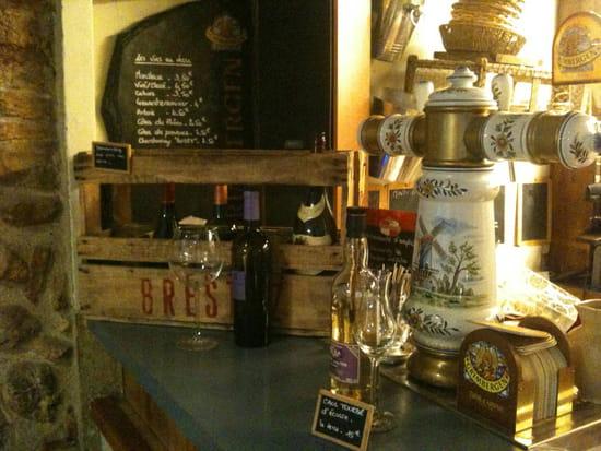 , Restaurant : Le Père Vincent  - Le bar -