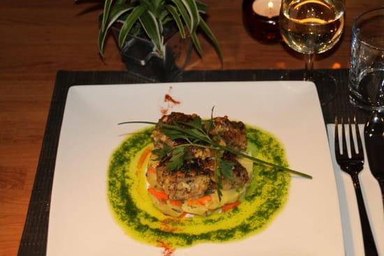 Le Petit Bouchon  - persillade d'anguille -   © antoine pieuchot