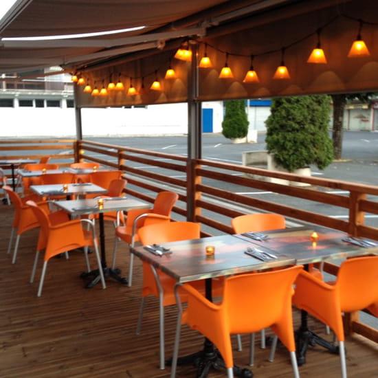 , Restaurant : Le petit caruso  - La terrasse du petit Caruso -