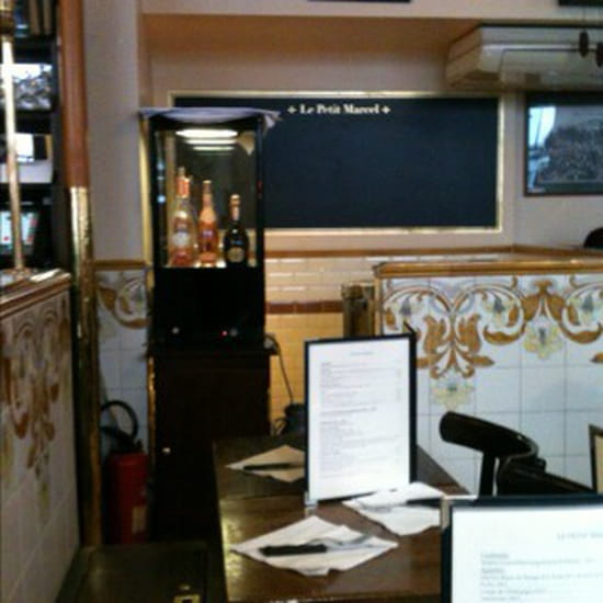, Restaurant : Le Petit Marcel