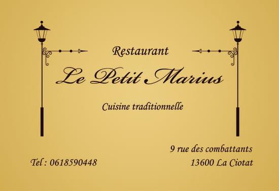 Le Petit Marius