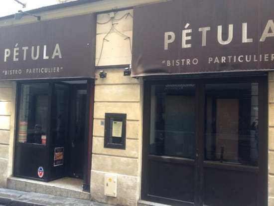 , Restaurant : Le Petula