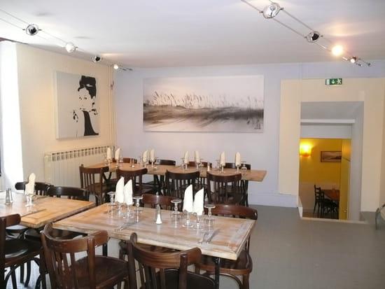 Le Picard  - La salle du restaurant (1er) -   © Le Picard