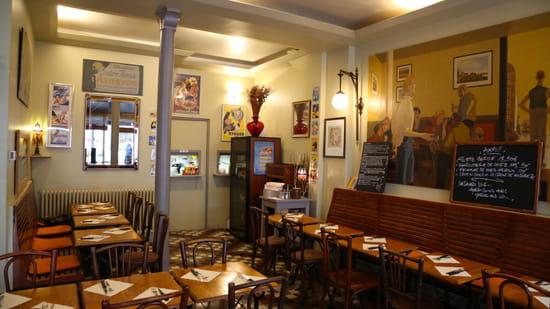Restaurant Plan B Pecq Menu