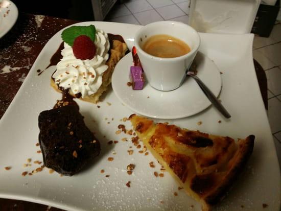 , Dessert : Le point gourmand ( ex ramer l'an)