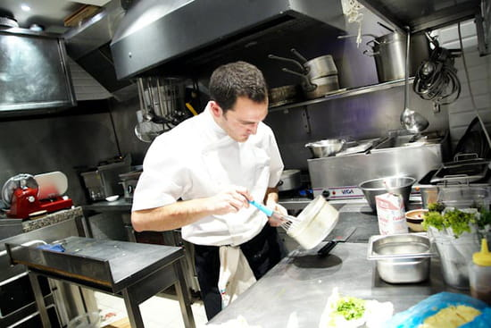 Le Point Zéro  - Notre chef : Thomas GUY -   © Point Zéro / Paris