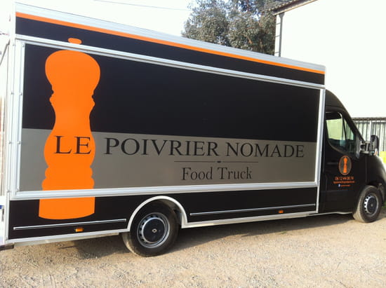 Le Poivrier Nomade  - cuisine mobile, food truck -