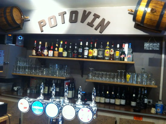 , Restaurant : Le Potovin