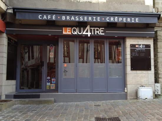 , Restaurant : Le qu4tre