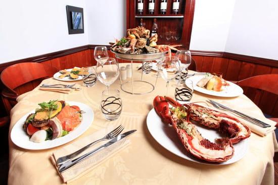 Le Querrien  - table dressée -   © panoramix