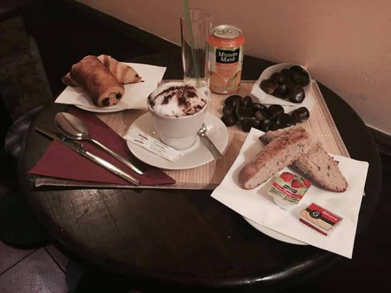 , Petit-déjeuner : Le Raimbaldi  - Petit déjeuner  -