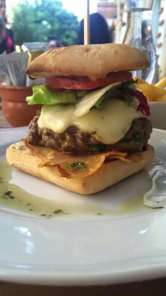 , Plat : Le Raimbaldi  - Bistrot ' burger -