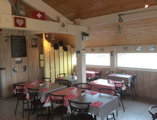, Restaurant : Le refuge