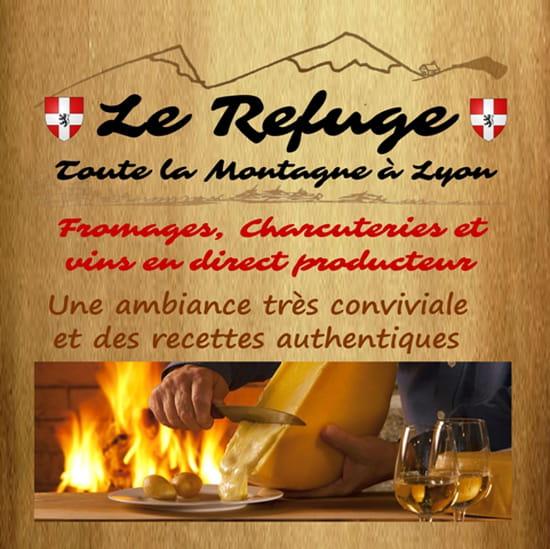 Le Refuge, le restaurant savoyard du vieux Lyon