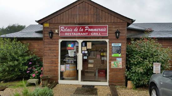 , Restaurant : Le Relais de la Pommeraie  - La Pommeraye -