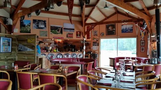 , Restaurant : Le Relais de la Pommeraie  - Salle -