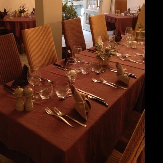 , Restaurant : Le relais des oliviers