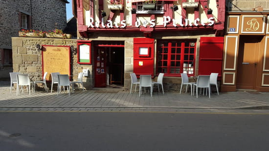 , Restaurant : Le Relais Des Princes