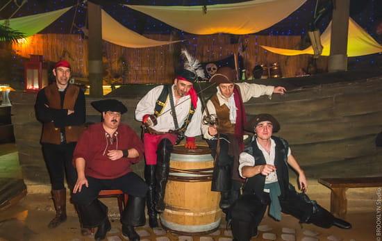 Le Repère des Pirates  - nos magiciens -