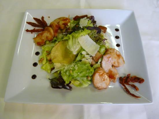 Le Repère des Sorcières  - la salade cezar -