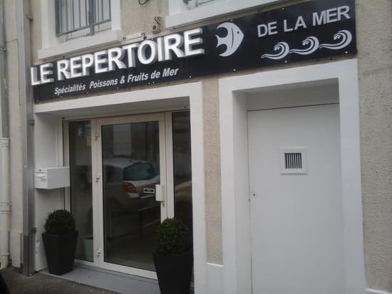 Le repertoire de la mer restaurant m diterran en for Repertoire de la cuisine