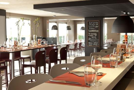 Le Restaurant  - Nouvelle Ambiance -   © louvre-hotels