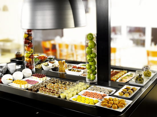 "Le Restaurant ""Campanile""  - Les Buffets  -"
