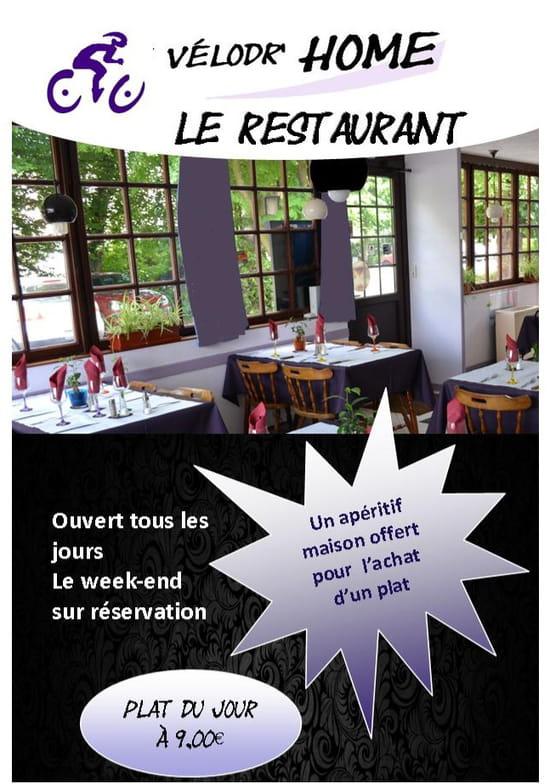 Le Restaurant Le Vélodrome