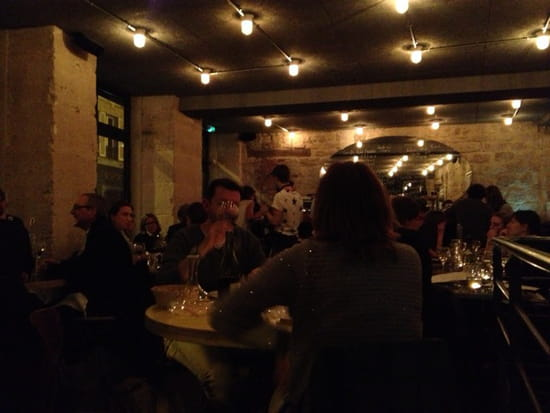 , Restaurant : Le Richer  - Très belle salle murs en pierre -