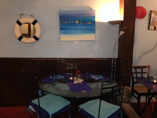 , Restaurant : Le Rocher - Spécialités Moules Frites