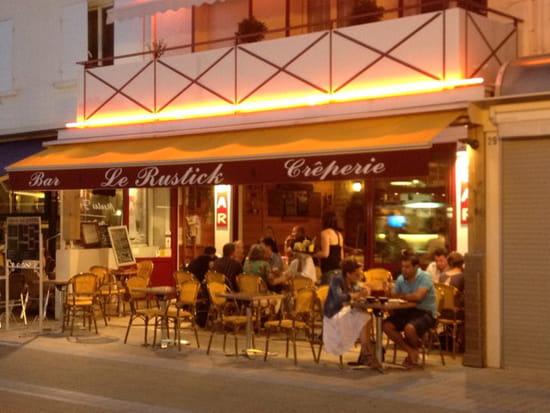 , Restaurant : Le Rustick