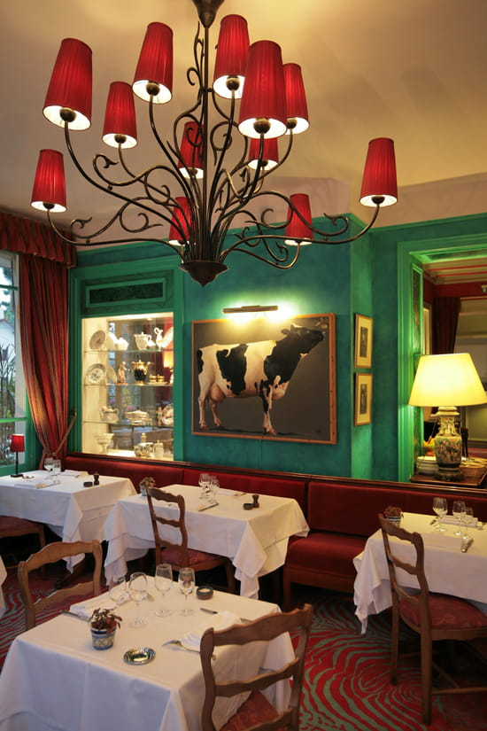 Le Saint Christophe  - Restaurant -   © Saint Christophe