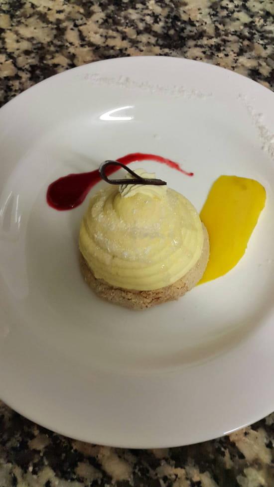 , Dessert : Le Saint Fiacre
